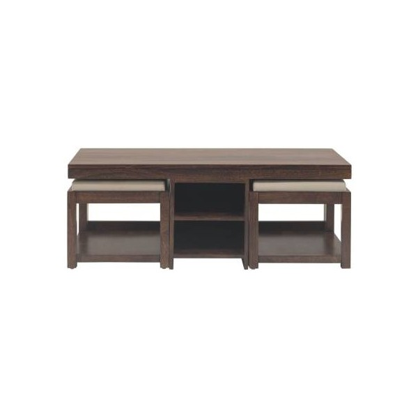Space Set of Two with Center Storage...