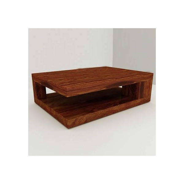 Beam Wooden Coffee Table